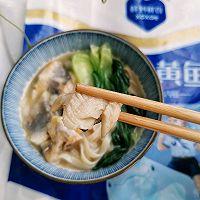 #鲜到鲜得舟山带鱼0元试吃#小黄鱼面条的做法图解15