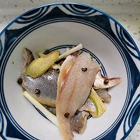 #鲜到鲜得舟山带鱼0元试吃#小黄鱼面条的做法图解6