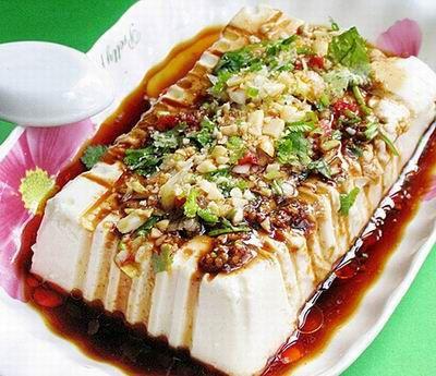 嫩豆腐的做法大全