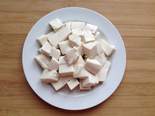 内酯豆腐的做法大全