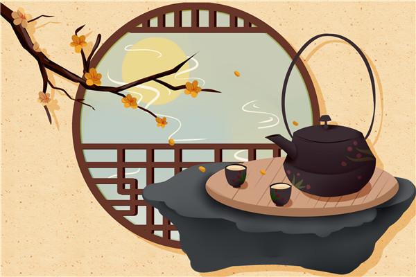 秋季喝什么茶降火