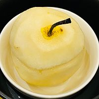 秋季养生❤️冰糖炖雪梨的做法图解4