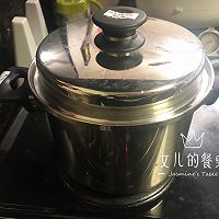 秋季润燥:黑豚筒骨萝卜汤的做法图解5