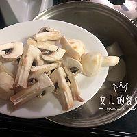 秋季润燥:黑豚筒骨萝卜汤的做法图解4